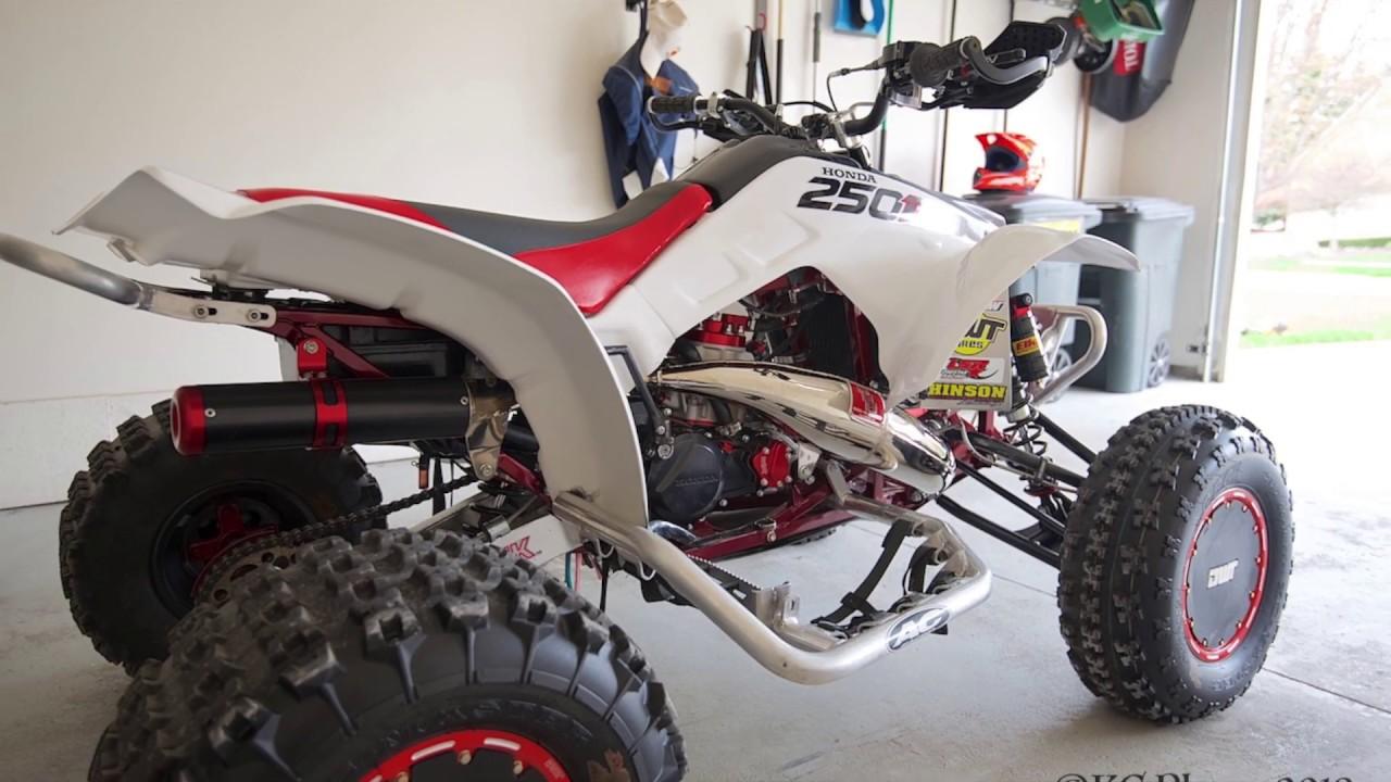 88 Honda TRX250R ESR 310