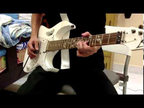 【Marilyn Manson】Sweet Dreams「 Guitar Cover」