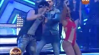 "¡Abraham Mateo, Farruko, Christian Daniel en ""Duelo de Lip Sync""! #LaPreviaDeBailando"