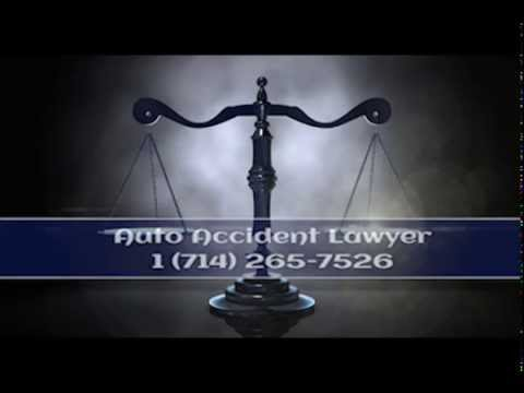 Orange County Personal Injury Lawyers – Auto Accidents