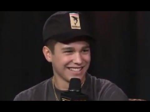 Austin mahone talks dating simulator
