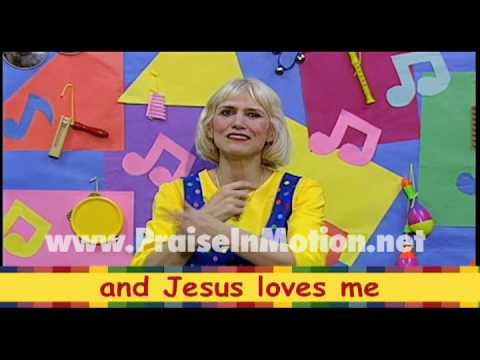 10 Jesus Loves You and Me
