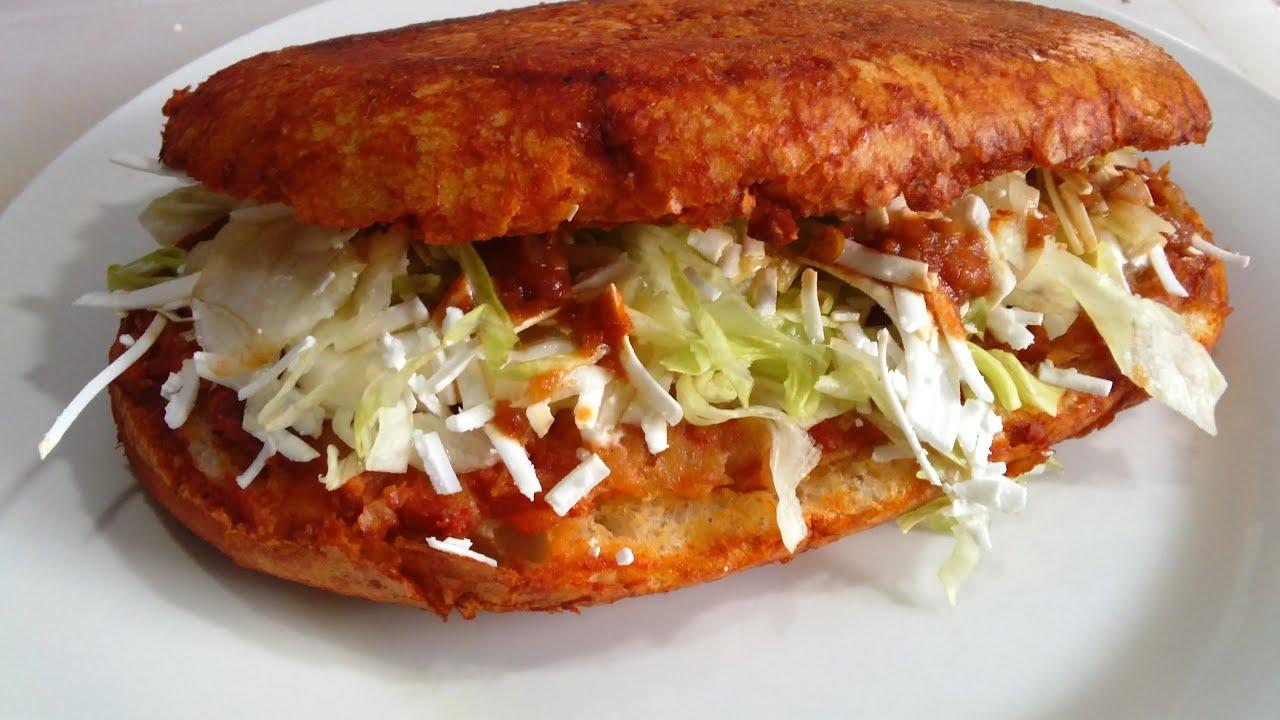 Recetas Cocina Mexicana | Recetas De Comida Mexicana Como Hacer Pambazos Receta 112