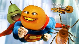 The Annoying Orange - Storytime: Superman!!!