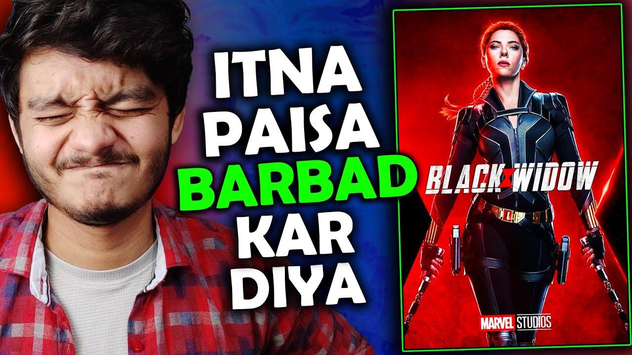 Download Black Widow movie Review: Itna wait kiya iska... lekin 😢😭