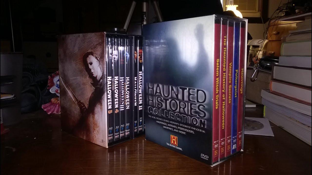 halloween calendar horror movie marathon - Halloween Movie History