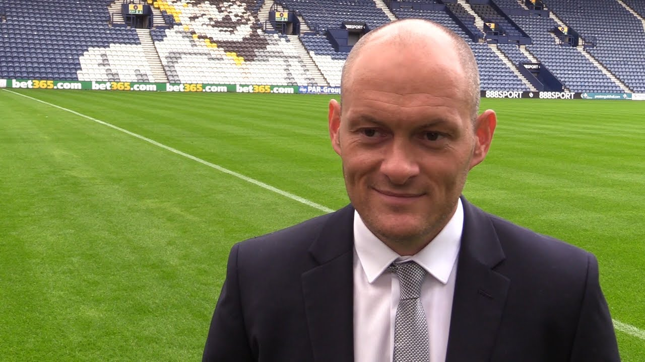 Interview With New Preston Manager Alex Neil - YouTube