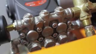 Обзор оборудования комплектации ELITE WasherCAR