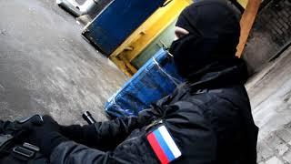 Не унывайте пацаны СпецНаз Шоу РОССИИ в КИНО Special forces in Russia SWAT show