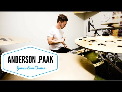 DRUM COVER - Come Down - Anderson .Paak