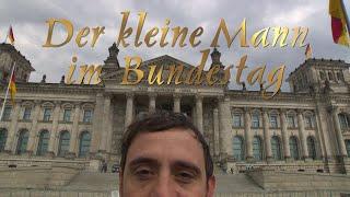 Der kleine Mann im Bundestag: Vorratsdatenspeicherung