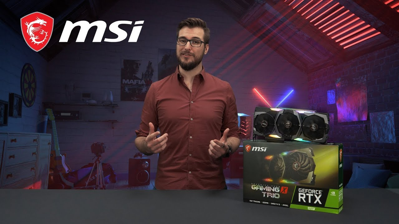 Graphics card - The world leader in display performance | MSI Global