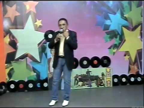 Só No Vinil Na TV 05  06   Apresentação Hugo Tupã O Cigano