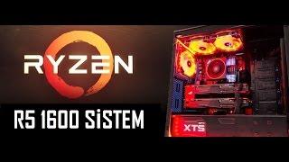 5000 TL AMD RYZEN R5 SİSTEM TOPLAMA REHBERİ (MONİTÖRLÜ)