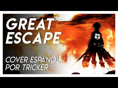 GREAT ESCAPE by Tricker (Cover Full Español)