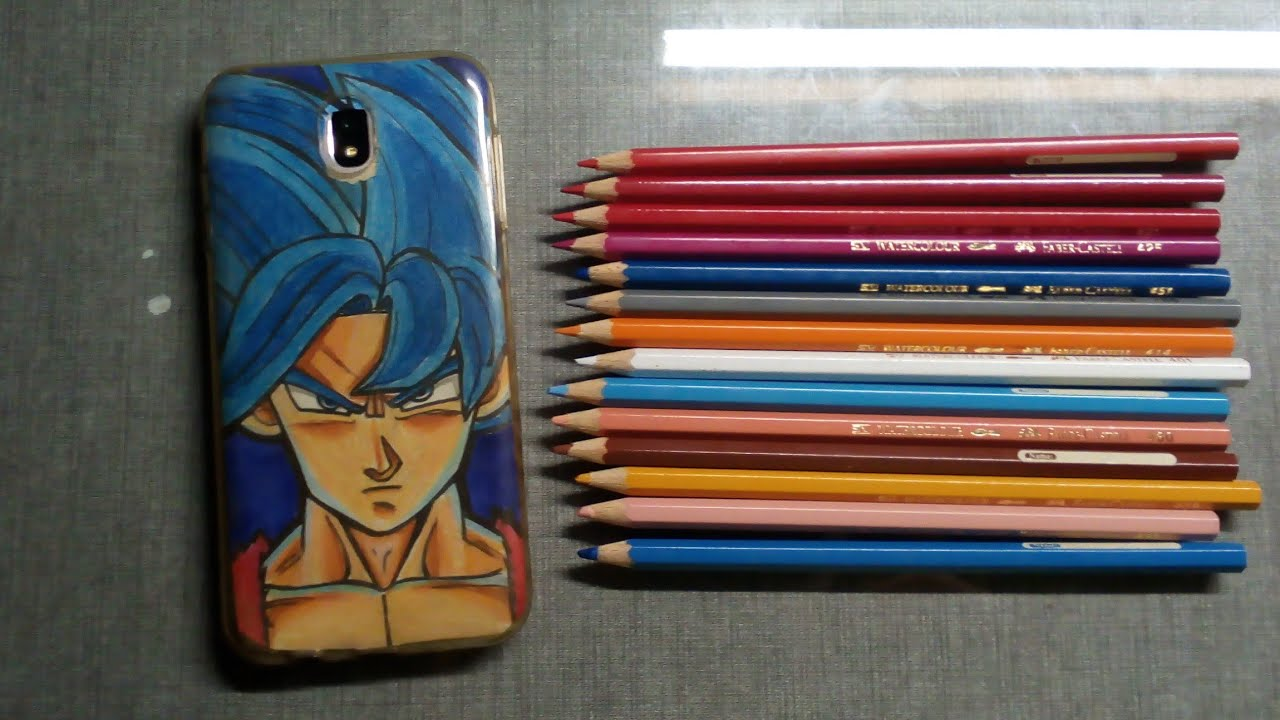newest 26500 97057 How to draw your own DragonBall phone case!