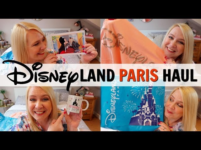 DISNEYLAND PARIS HAUL 2019!