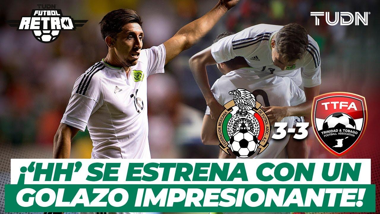 Mxico vs Trinidad y Tobago: dnde y cundo ver el debut del ...