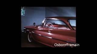 1960 Chrysler New Yorker Film Commercial - Dash Board & Interior