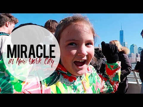 It's a MIRACLE!   NEW YORK CITY Travel Journal