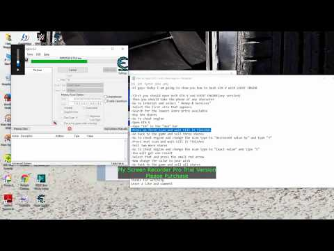 How to hack GTA V with cheat engine - Game & Respawn