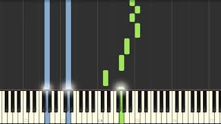 Air Supply - Making Love Out Of Nothing At All I Intro I Piano Tutorial I Easy