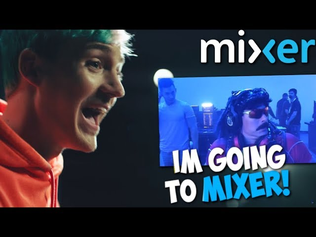 DrDisrespect LEAKS That He is Moving to MIXER after Ninja! | Best Doc Moments (8/1/2019)