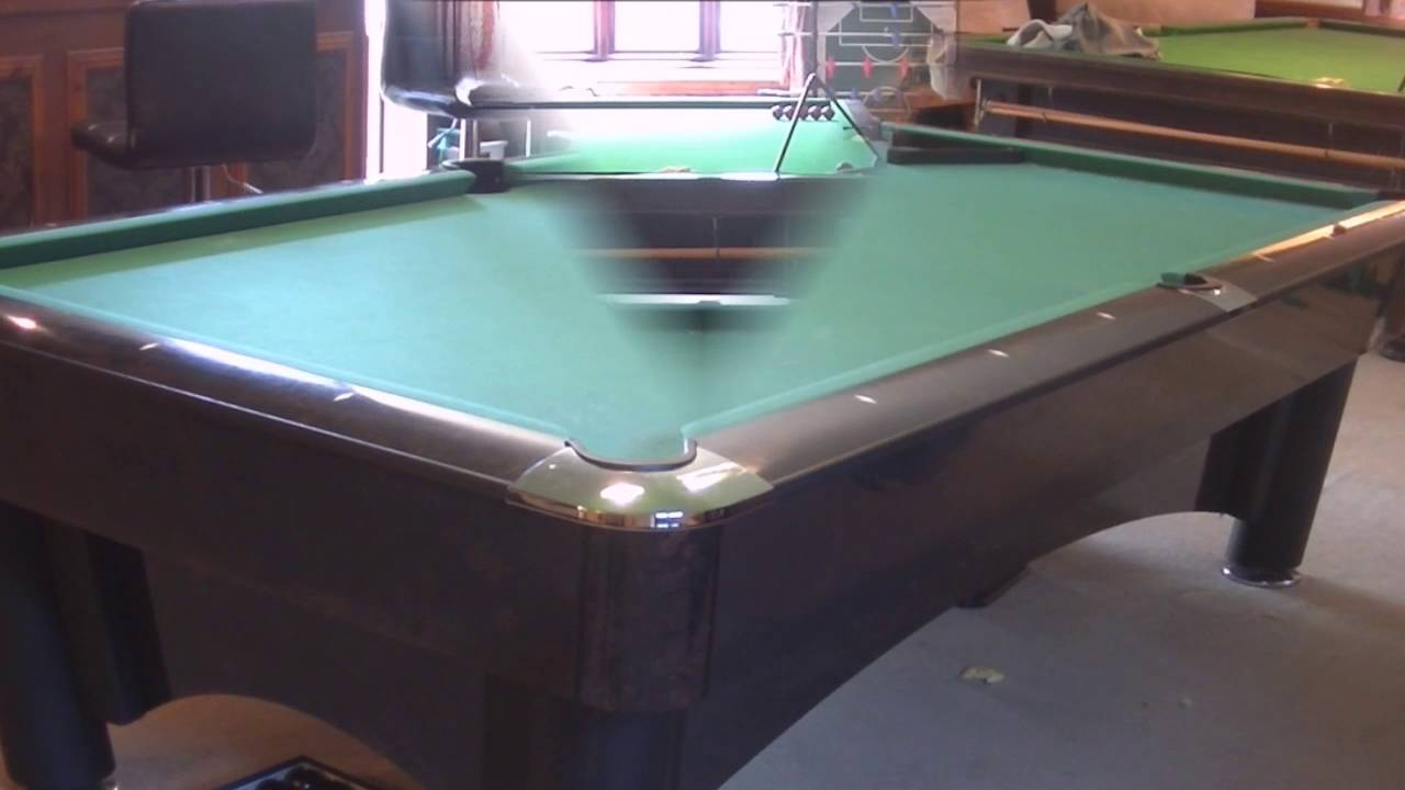 American Pool Masse Shots YouTube - Masse pool table