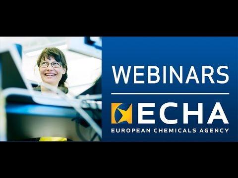 ECHA webinar: Downstream user update