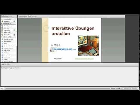 Web 2.0 im DaF Unterricht (Teil 4 - LearningApps)