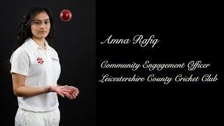 Amna Rafiq SHEWISE Inspire Me Interview