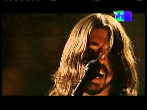Foo Fighters - My Hero Acoustic version (Live- TVRip... sp subs)