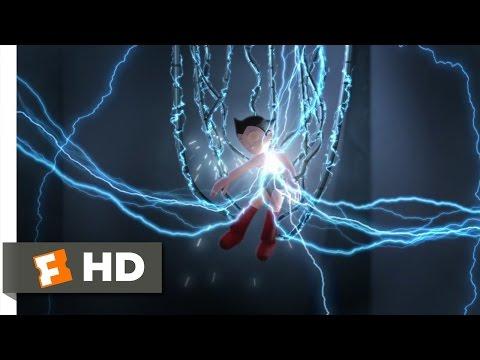 Astro Boy (1/10) Movie CLIP - A Perfect Replica (2009) HD