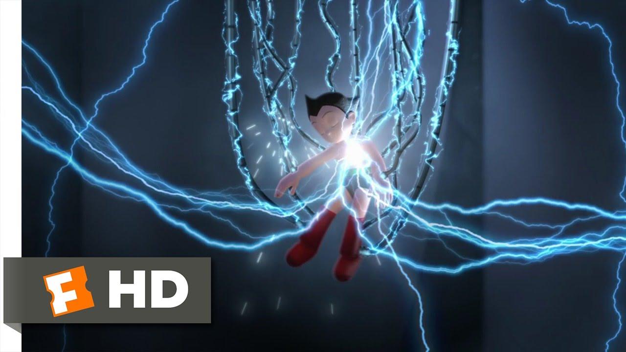 Download Astro Boy (1/10) Movie CLIP - A Perfect Replica (2009) HD