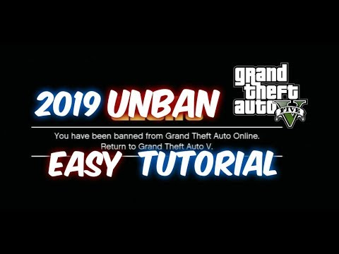 How to Play GTA 5 Online PC When Banned (easy tutorial) 2019