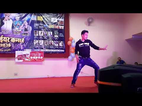 Nepali show .remix damaka .at malaysia dancing sukbir lama