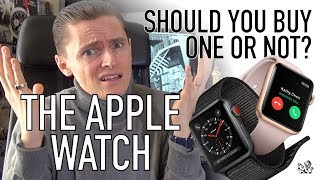 Should I Buy An Apple Watch? 6 Reasons You Should & Shouldn't Buy One - A Watch Enthusiast's Dilemma