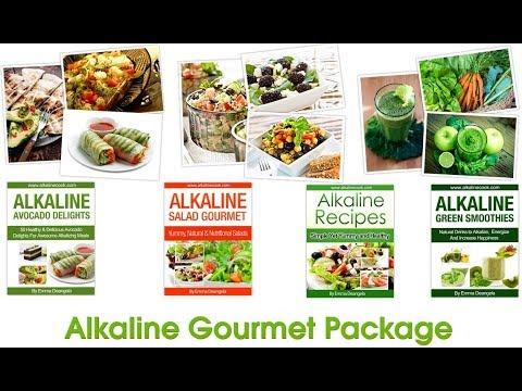 alkaline gourmet package