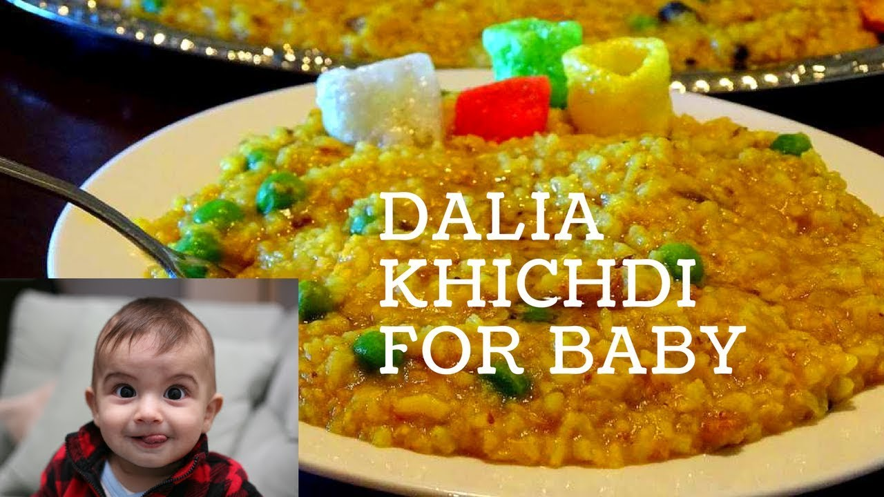 How to make vegetable dalia for 9 months to 2 year old baby youtube how to make vegetable dalia for 9 months to 2 year old baby forumfinder Images