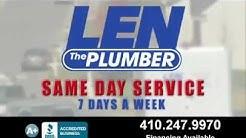 Len The Plumber, Plumbing Repairs