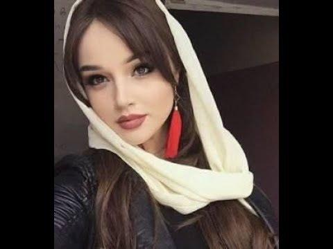 Чеченские девушки. Красавицы Кавказа.
