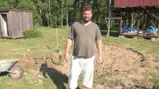 Как я устанавливал каркасный бассейн на 26 тонн(, 2016-06-04T19:52:52.000Z)