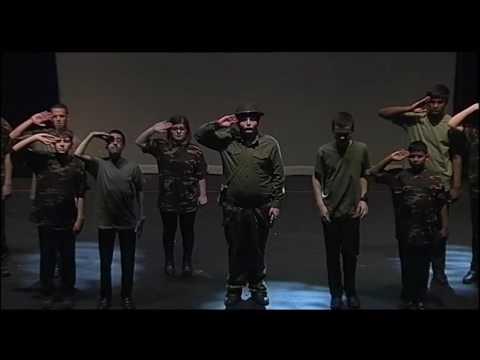 Enfield School Dance Festival DVD clip