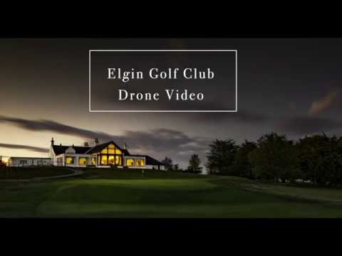 Elgin Golf Club By drone