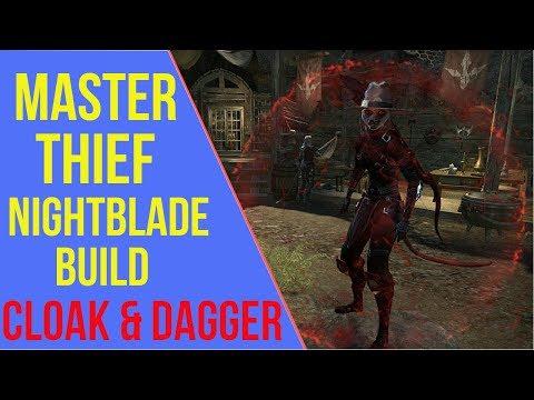 Eso Nightblade Thief Build