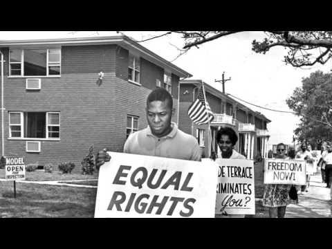 JFK Civil Rights Address Memoria
