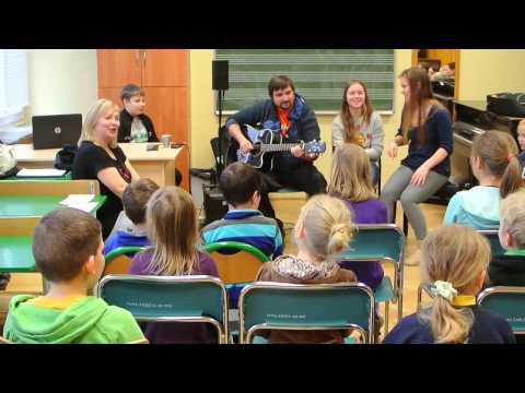 Eo Nomine prowadzi warsztaty wokalne dla dzieci