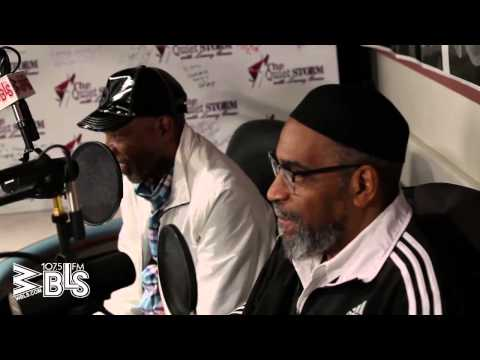 Gamble and Huff Interviewed at WBLS in Philadelphia (Part 2)
