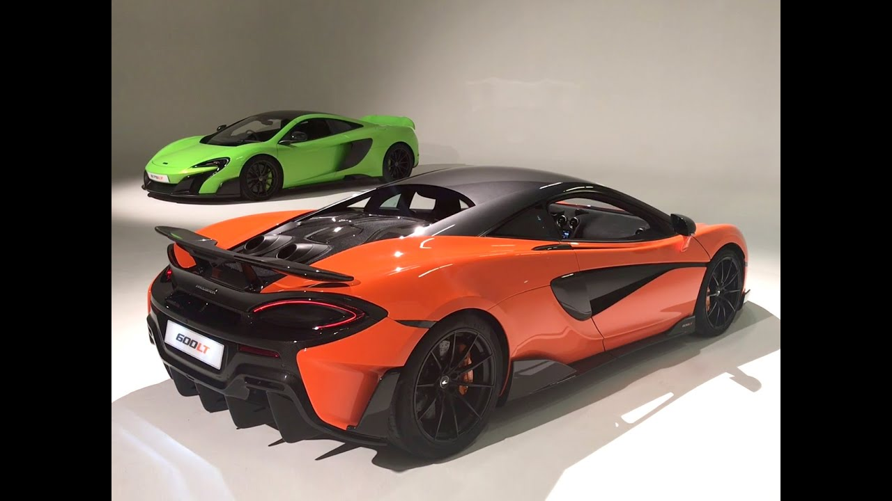 mclaren 600 lt 2018 tour du propri taire en vid o youtube. Black Bedroom Furniture Sets. Home Design Ideas