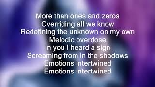 Motionless In White - c0de (Lyrics)